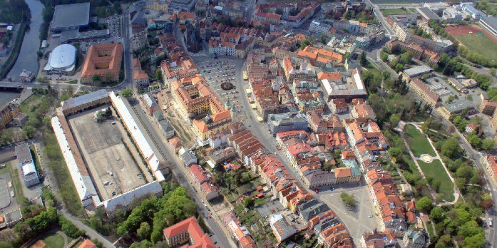 Prodej a pronájem nemovitého majetku města