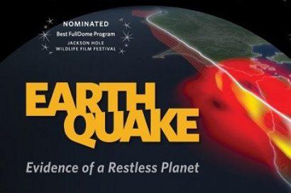 STŘEDEČNÍ PODVEČERNÍ PROGRAM Zemětřesení: Důkaz o nepokojné planetě