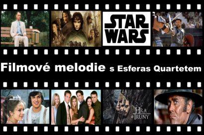 FILMOVÉ MELODIE s Esferas Quartetem