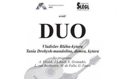 DUO Vladislav Bláha a Tania Drobysh