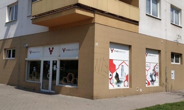 Vivobarefoot Concept Store Hradec Králové