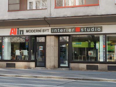Alin – moderní byt – Interiér studio