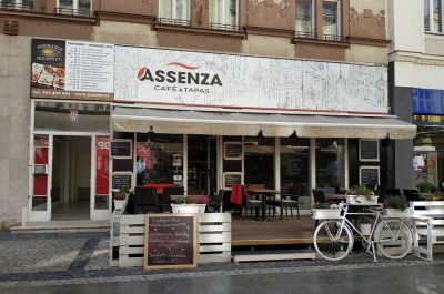 ASSENZA Café a Tapas