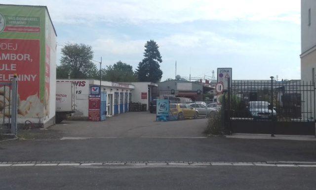 Autoservis Kovář a Ložek