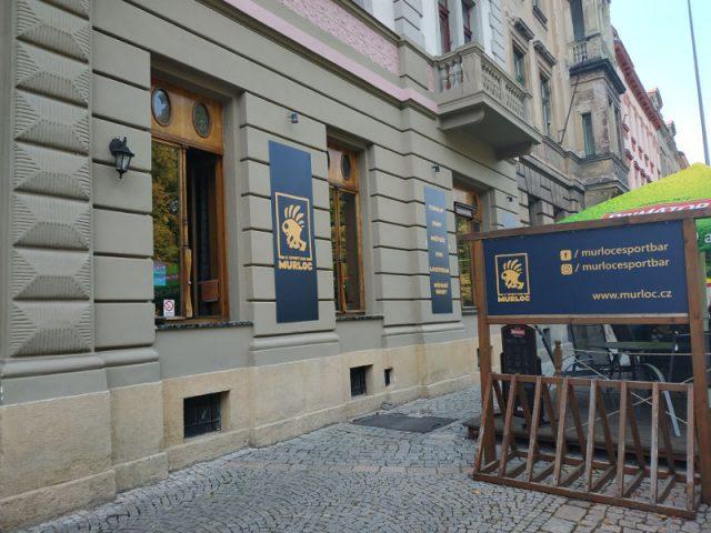 MURLOC BAR – herní bar
