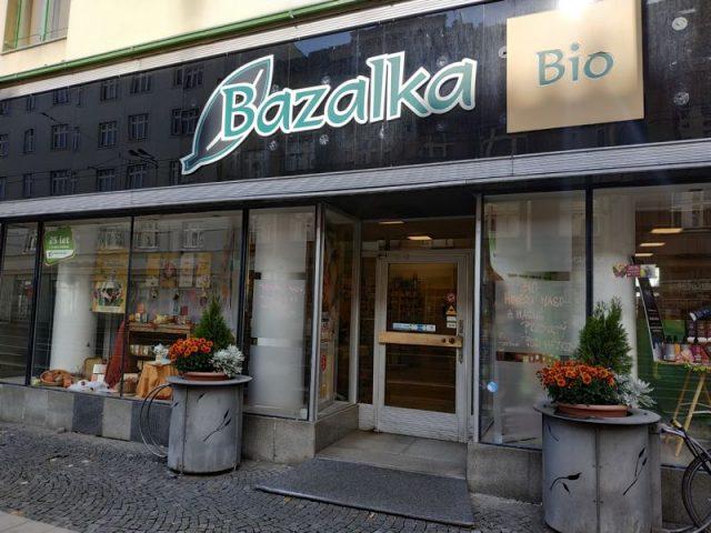 Bazalka Bio – prodejna bio potravin, drogerie a kosmetiky