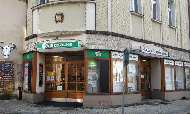 Bazalka v Kopečku – bistro a prodejna zdravé výživy