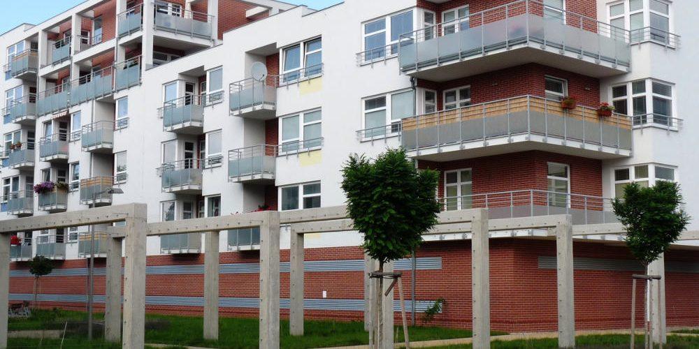 Obrovský zájem o startovací byty v Hradci Králové