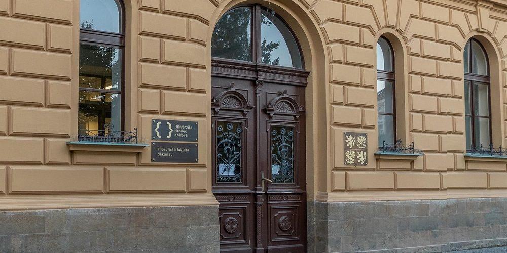 Oprava Filozofické fakulty Univerzity Hradec Králové za 200 milionů korun