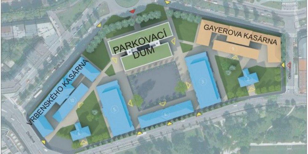 Kasárna v Hradci Králové čeká rekonstrukce za stamiliony
