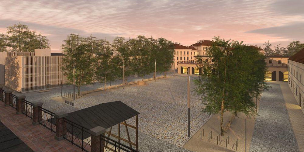 Dotace pro rekonstrukci kasáren v Hradci Králové byla schválena
