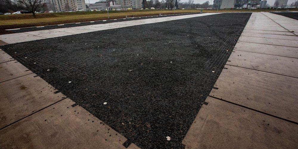 V Hradci Králové se otevře nové parkoviště