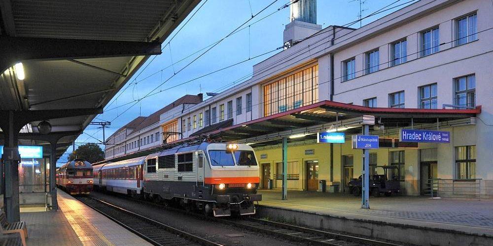 Nádraží Hradec Králové projde modernizací za 2,5 miliardy