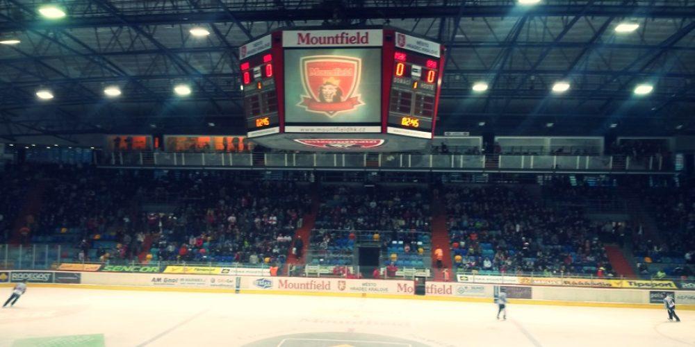 Hokejový klub Mountfield Hradec Králové v problémech