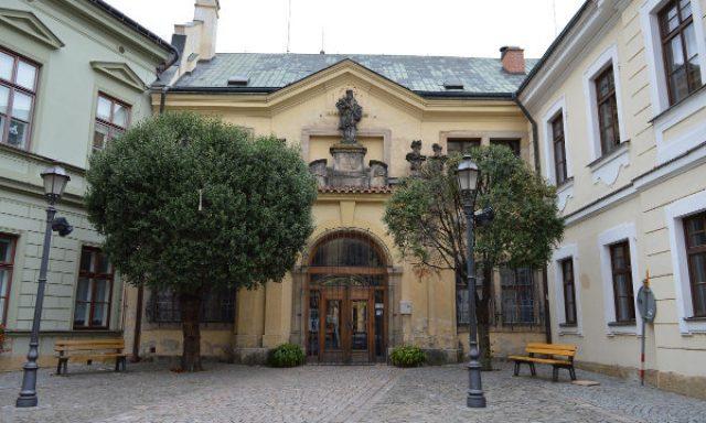 MĚSTSKÁ HUDEBNÍ SÍŇ Hradec Králové