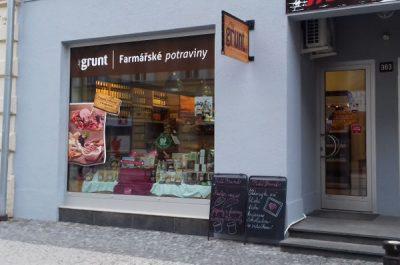 Náš GRUNT – Farmářské potraviny Hradec Králové