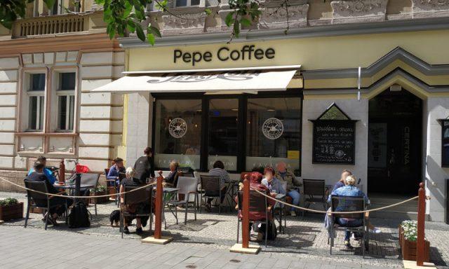 Pepe Coffee – Pražírna, kavárna, prodejna kávy