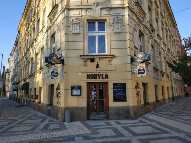 Pivnice Kobyla