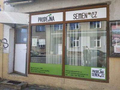 PRODEJNA SEMEN Hradec Králové