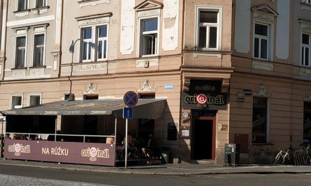 Restaurace Na Růžku – Original Restaurant Gambrinus