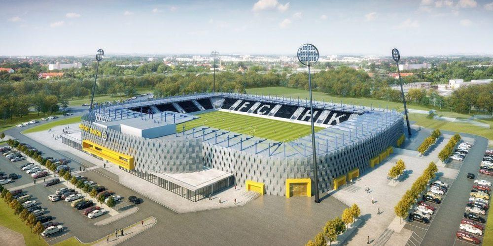 Bude se rušit soutěž na stavbu hradeckého stadionu?