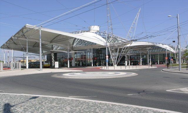 Autobusové nádraží Hradec Králové