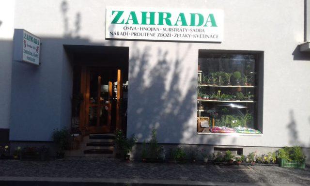 Zahrádkářské potřeby – ZAHRADA – Jaroslav Ehl