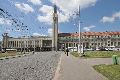 Železniční stanice Hradec Králové hl.n.